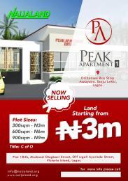 Residential Land Land for sale Populated axis of the Lekki Corridor.  Ibeju-Lekki Lagos