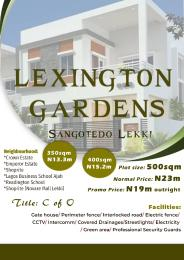 Residential Land Land for sale Lexington Gardens Is Close To The Expressway And In Close Proximity To Shoprite.  Lekki Lagos