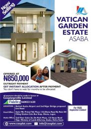 Residential Land Land for sale Behind Asaba airport, 2nd Niger bridge proposed link road. Asaba Delta - 0