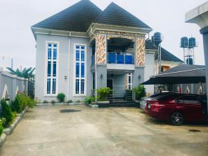4 bedroom Detached Duplex House for sale Shell corporative,Eliozu Eliozu Port Harcourt Rivers