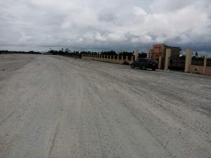 Land for rent Behind Dangote refinery Okunraiye Ibeju-Lekki Lagos