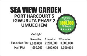 Mixed   Use Land Land for sale Umuechem Igwurta-Ali Port Harcourt Rivers