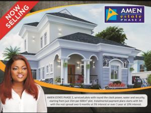 Serviced Residential Land Land for sale off Lekki Epe Express Way, Ibeju Lekki Eleko Ibeju-Lekki Lagos