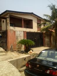 10 bedroom House for sale Estate bustop Ogba Bus-stop Ogba Lagos