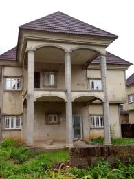4 bedroom Detached Duplex House for sale Shelter view Estate off Lokogoma bye pass Wumba District   Wumba Abuja