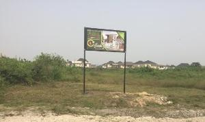 Serviced Residential Land Land for sale Shoprite novare mall, off monastery road. Sangotedo Ajah Lagos
