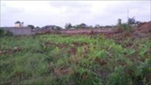 Land for sale Oloto past street Abule-Oja Yaba Lagos
