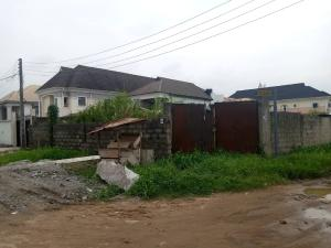 Residential Land Land for sale Babalola street off community road Community road Okota Lagos