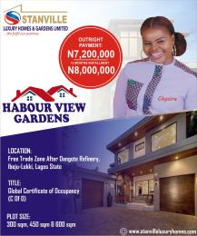 Mixed   Use Land Land for sale Free trade zone, origanrigan village Free Trade Zone Ibeju-Lekki Lagos