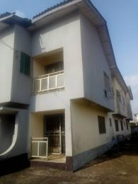 4 bedroom Detached Duplex House for sale Jemtok street Ago palace Okota Lagos