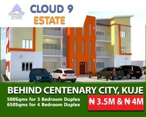 4 bedroom Residential Land Land for sale Behind centenary city, Kuje Kuje Abuja