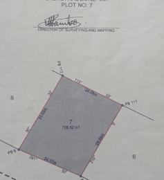 Residential Land Land for sale katampe Katampe Main Abuja