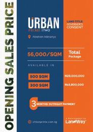 Residential Land Land for sale Off lekki - epe expressway Abraham adesanya estate Ajah Lagos