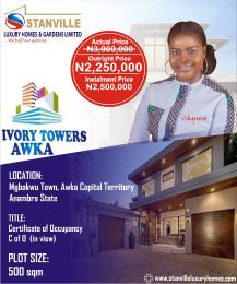 Residential Land Land for sale MGBAKWU TOWN AFTER UNIZIK CAMPUS ANAMBRA STATE  CAPITAL TERRITORY AWKA Awka North Anambra