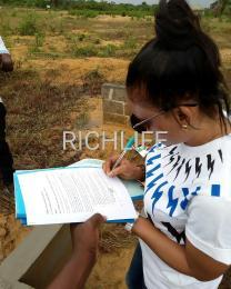 Residential Land Land for sale By Coker Road Ekundayo Town,Powerline Ifo Ifo Ogun - 1