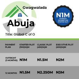 Residential Land Land for sale Gwagwalada area  Gwagwalada Abuja