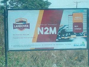 Residential Land Land for sale Okun Ilado Iberekodo Ibeju-Lekki Lagos