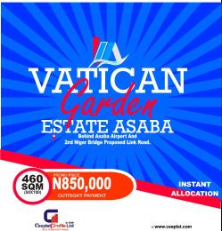 Land for sale Behind the Delta State Airport Asaba Delta