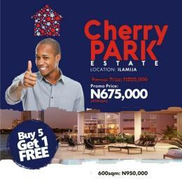 Land for sale ilamija; Eleranigbe Ibeju-Lekki Lagos - 0