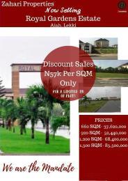 Residential Land Land for sale Royal Garden Estate, Ajah Ajah Lagos