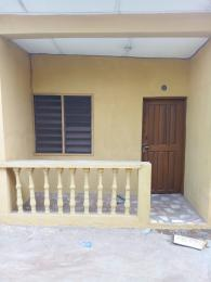 1 bedroom mini flat  Self Contain Flat / Apartment for rent U.i-Ojoo old bank road expressway Ibadan Ibadan polytechnic/ University of Ibadan Ibadan Oyo