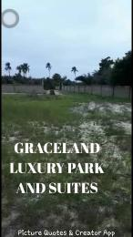 Serviced Residential Land Land for sale OKUN ISE VILLAGE OFF LACAPINE TROPICANA RESORT  LaCampaigne Tropicana Ibeju-Lekki Lagos