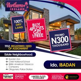 Residential Land Land for sale Ibadan Ido Oyo
