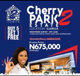 Mixed   Use Land Land for sale Ilamija Eleranigbe Ibeju-Lekki Lagos