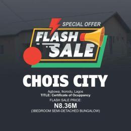 3 bedroom Flat / Apartment for sale Agbowa ikorodu Ikorodu Ikorodu Lagos