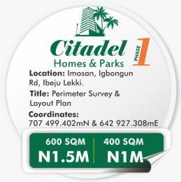 5 bedroom Residential Land Land for sale IGONGUN Akodo Ise Ibeju-Lekki Lagos
