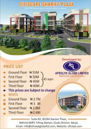 Office Space Commercial Property for sale Plot 739 Aminu Kano Crescent, Wuse 2, Abuja. Wuse 2 Abuja