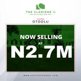 Residential Land Land for sale Otoolu Ibeju Lekki 10 minute drive from the Lekki Free Trade Zone Free Trade Zone Ibeju-Lekki Lagos