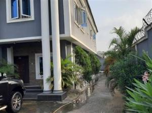 Detached Duplex House for sale Berger Ojodu Lagos