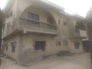 2 bedroom Boys Quarters Flat / Apartment for rent 5, Hon. Salisu Street, Off Babalola Street (By Aso Rock Avenue) Community road Okota Lagos