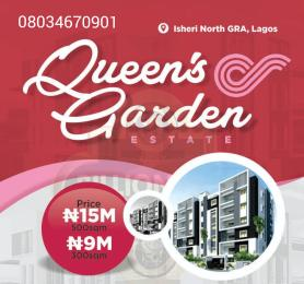 Serviced Residential Land Land for sale Isheri North Ojodu Lagos