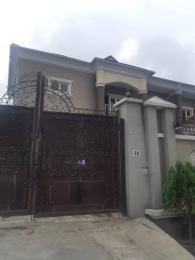 2 bedroom Terraced Duplex House for rent its insise the Estate off Ikorodu Road Alaka Estate Surulere Lagos