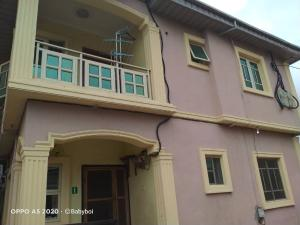 2 bedroom Blocks of Flats House for rent Omolara street berger via yakoyo off sabo. Berger Ojodu Lagos