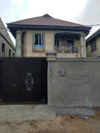 1 bedroom mini flat  Blocks of Flats House for sale canoe Bua stop Mile 2 Isolo Lagos