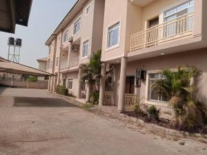 3 bedroom Terraced Duplex House for rent Ebitu ukiwe street Jabi Abuja