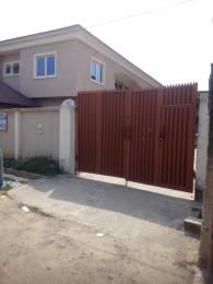 3 bedroom Flat / Apartment for rent Ar Alogba Estate Off Ibeshe Road  Ikorodu Ikorodu Lagos
