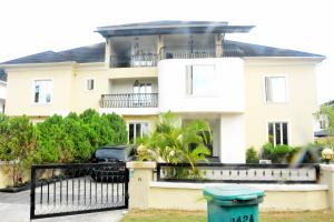 4 bedroom Detached Duplex House for rent Calton Estate chevron Lekki Lagos