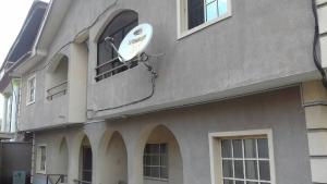 3 bedroom Flat / Apartment for sale Onipetesi Street Mangoro Ikeja Lagos - 0