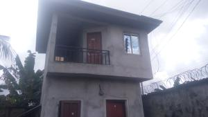 1 bedroom mini flat  Blocks of Flats House for rent Rumuogunuma Eneka,Off Eko Oil Eneka Port Harcourt Rivers