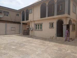 Semi Detached Duplex House for sale Gamade Gowon Estate  Egbeda Alimosho Lagos