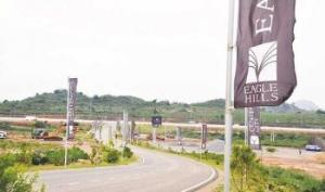 Residential Land Land for sale Centenary City Abuja, Along Airport Road. Central Area Abuja