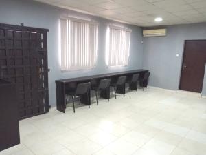 Workstation Co working space for rent Gbajumo Crescent Adeniran Ogunsanya Surulere Lagos