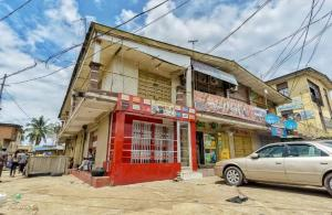 Shop in a Mall Commercial Property for sale - Ogba Bus-stop Ogba Lagos
