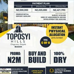 Residential Land Land for sale Olaguneru,  Eleyele Ibadan Eleyele Ibadan Oyo