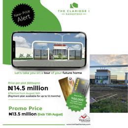 Residential Land Land for sale Behinde Novera moll,  Sangotede,  Ajah Lagos Sangotedo Ajah Lagos