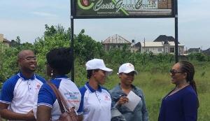 Residential Land Land for sale behind shoprite Novare Mall  Monastery road Sangotedo Lagos